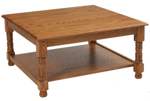 Shepherdstown Square Coffee Table