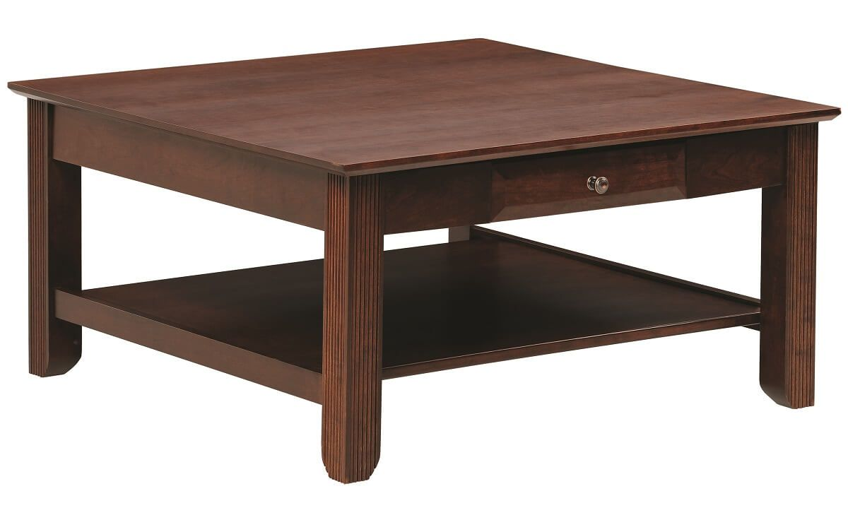 West Point Square Coffee Table