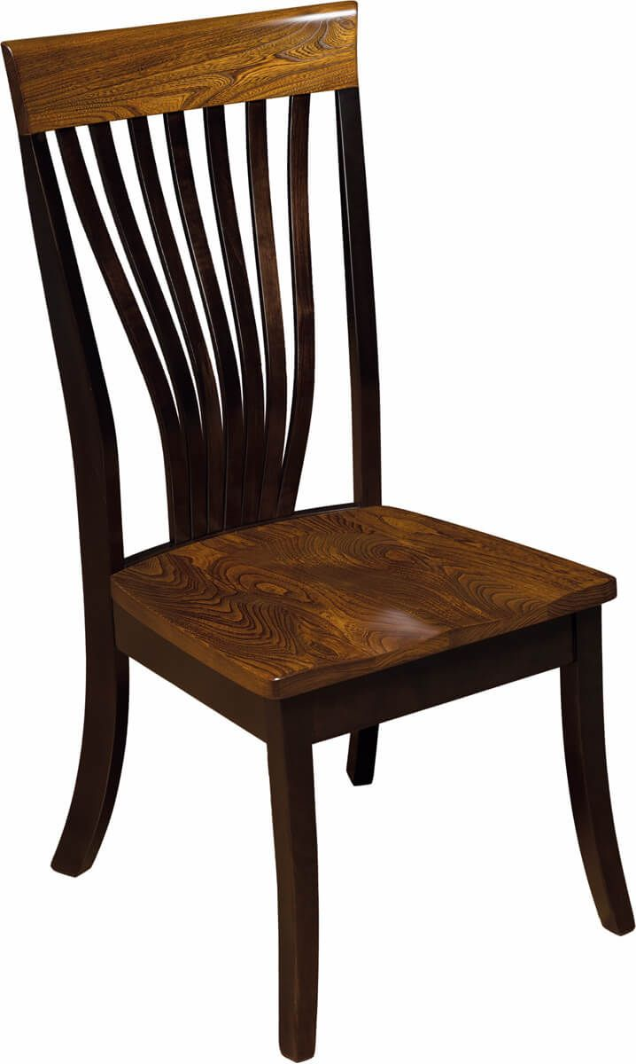 Aragon Fanback Dining Side Chair