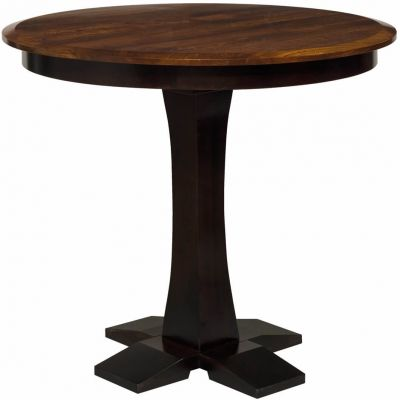 Aragon Round Pub Table