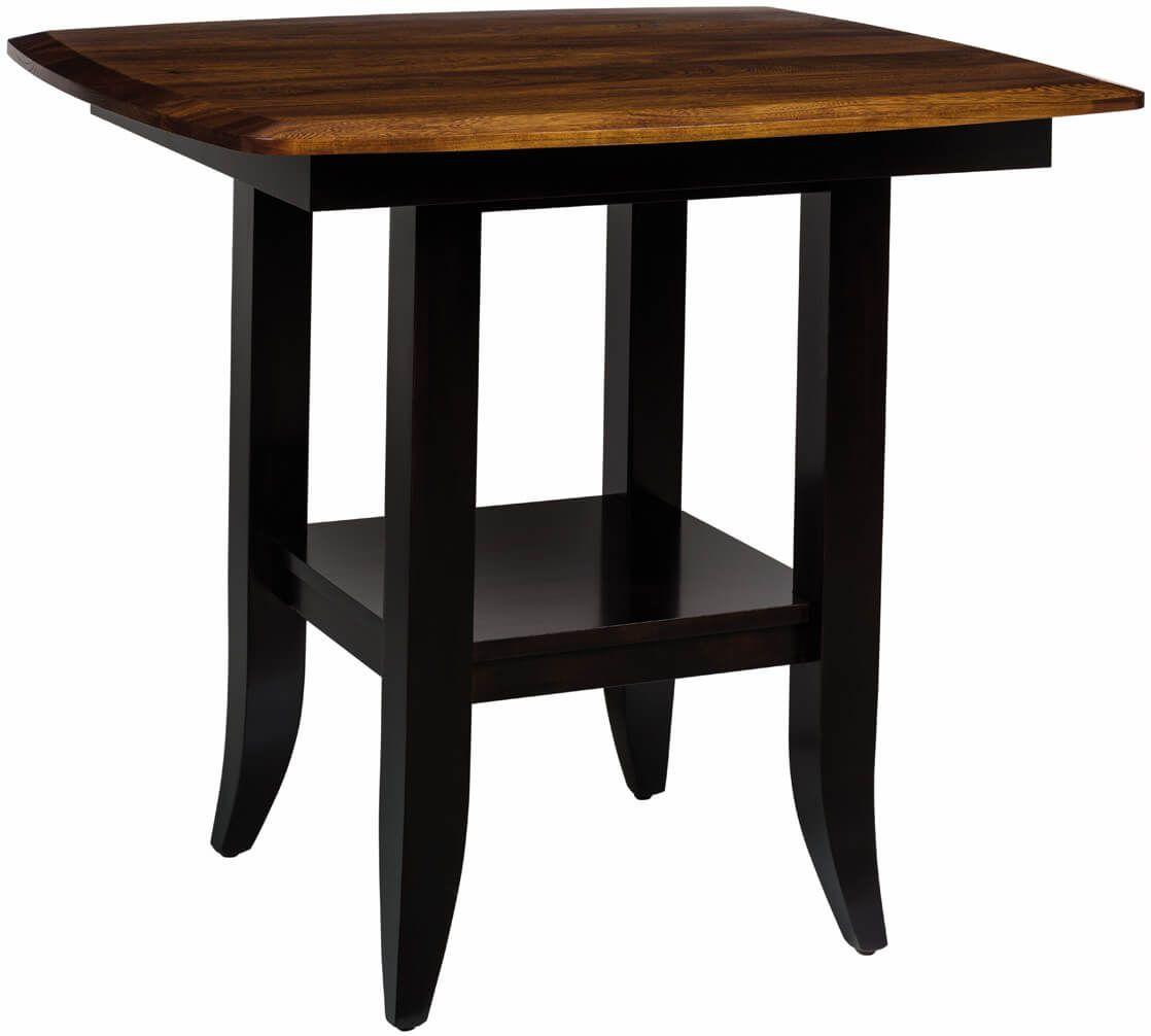 Aragon Bistro Table with square top