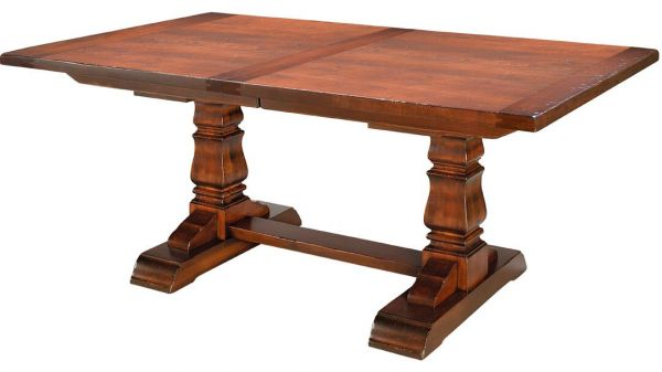 Our Bolingbroke Dining Table with Breadboard Ends