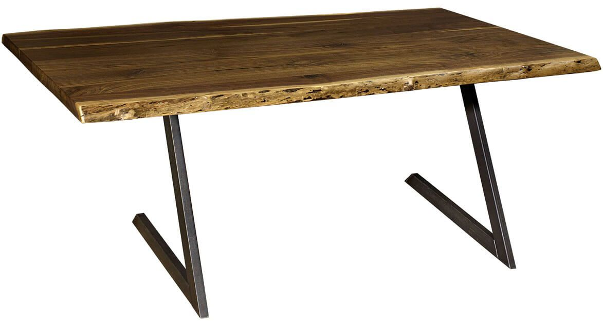 Bradgate Live Edge Dining Table