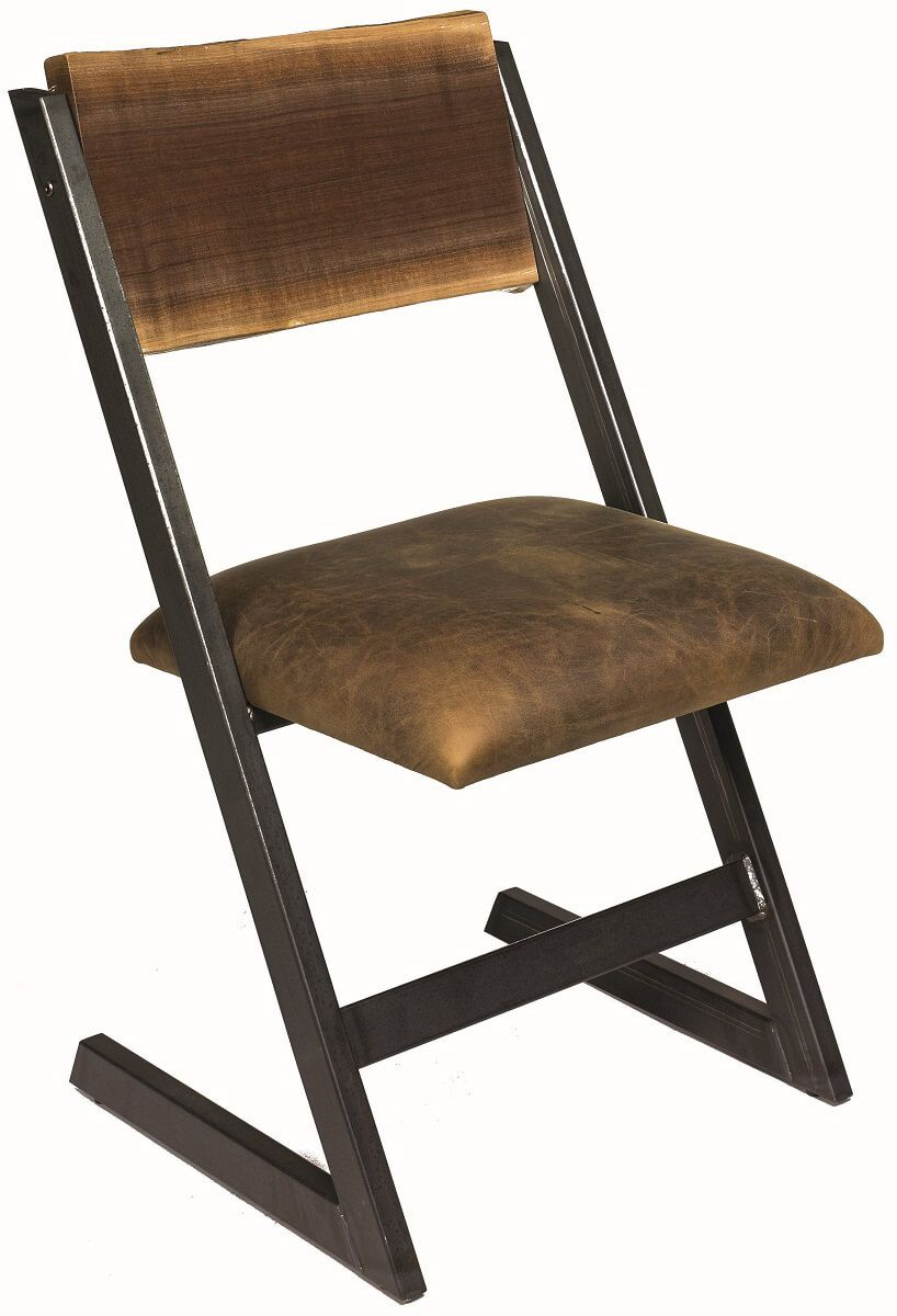 Copote Live Edge Side Chair