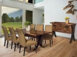 Dominion Reserve Live Edge Dining Set