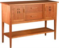 Eastwood Arts and Crafts Sideboard