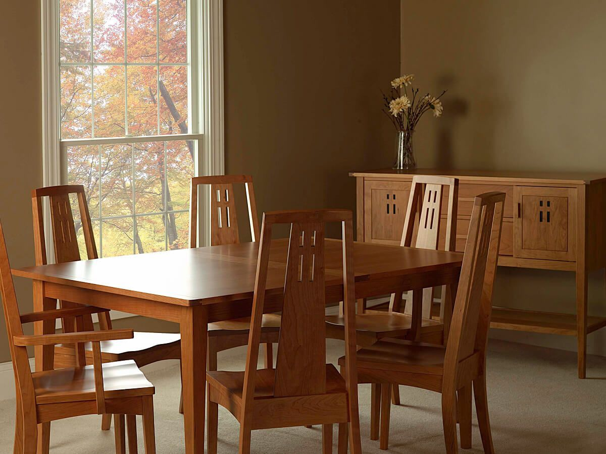 Eastwood Arts and Crafts Dining Room Set