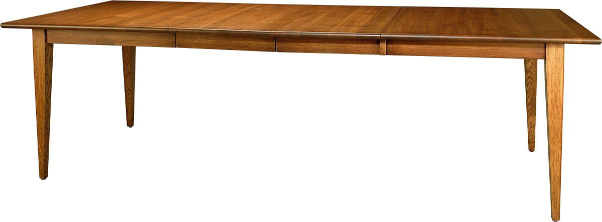 Giles Dining Table with two expansion leaves