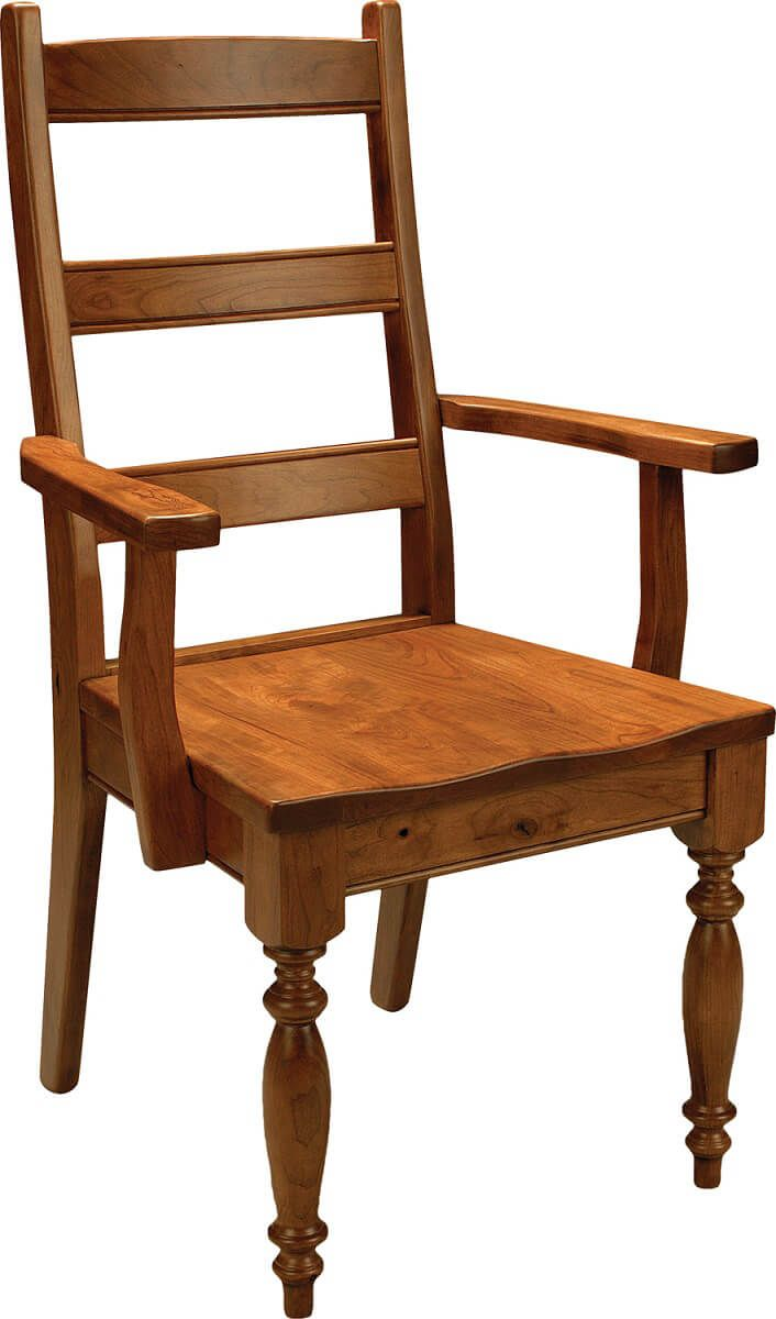 Amish handmade High Point Arm Chair