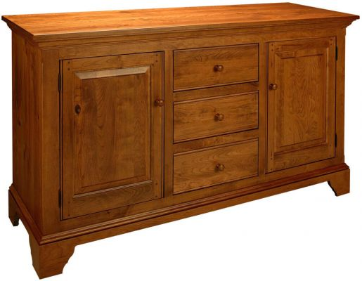 Solid Wood High Point Dining Buffet