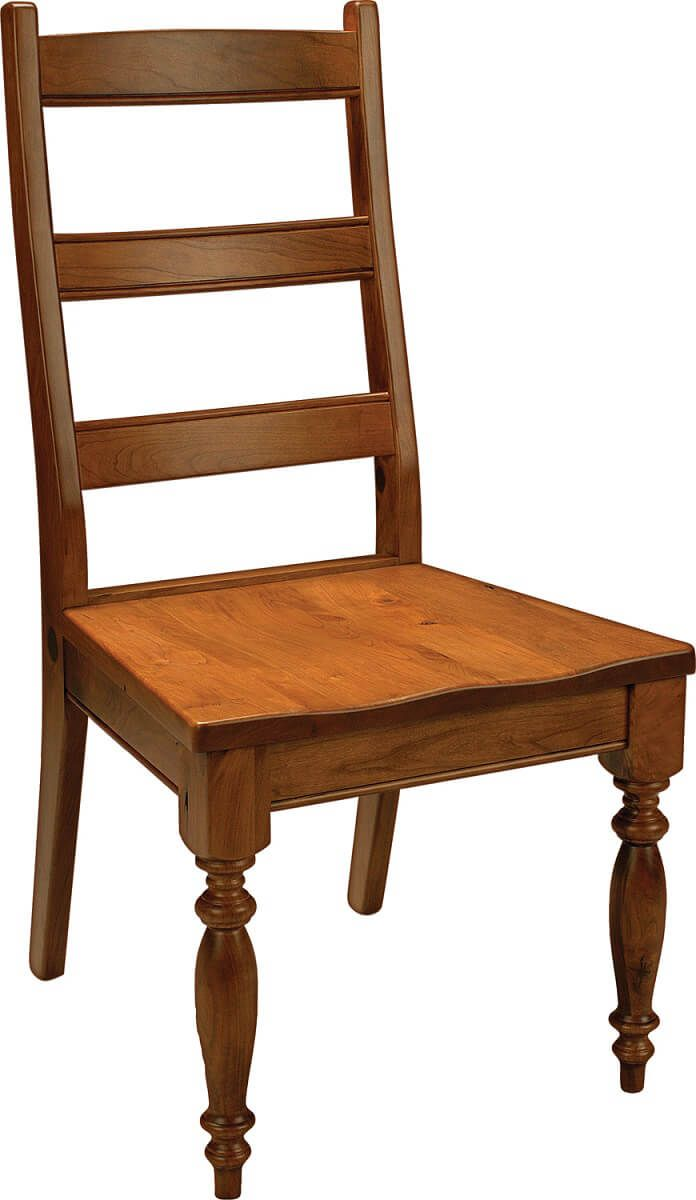 Solid wood High Point Side Chair