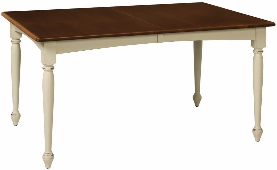 La Crosse Leg Table
