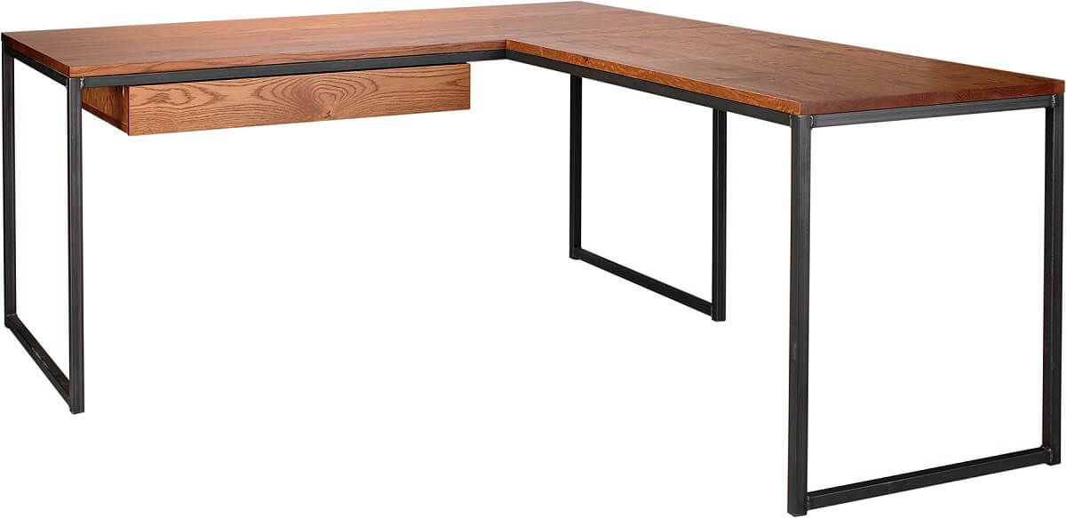 Right return Paxton Home Office Corner Desk