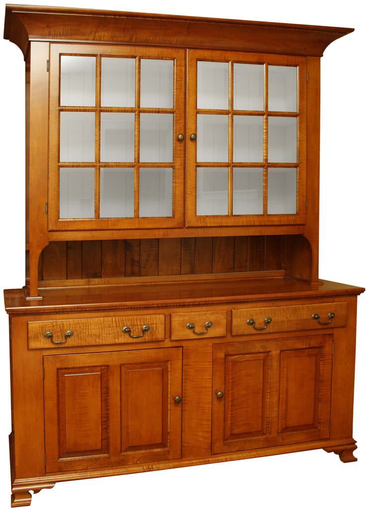 Philadelphia Handmade China Hutch