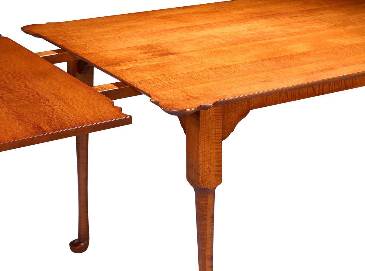 Removable Porringer Table Extension Leaves