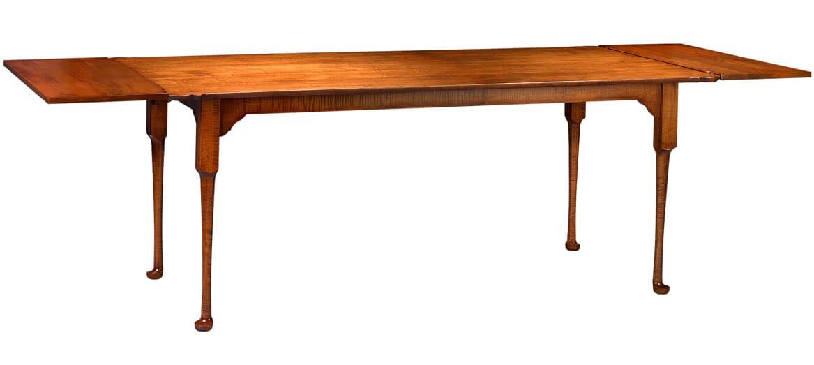 Porringer Table with Leaves