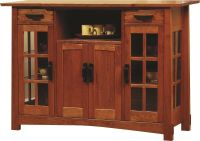 Pueblo Serving Sideboard