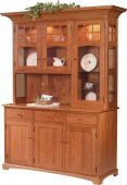 Solano 3-Door China Hutch