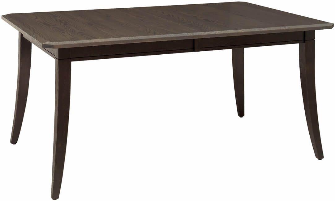 Terrenova Amish made Leg Table