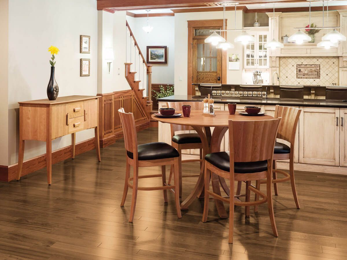 Waterbury Dining Collection in Cherry