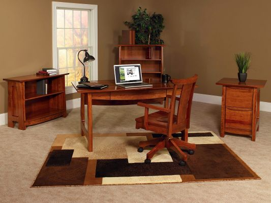 Watkins Glen Home Office Set