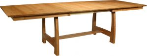 Watkins Glen Dining Table with two leaves