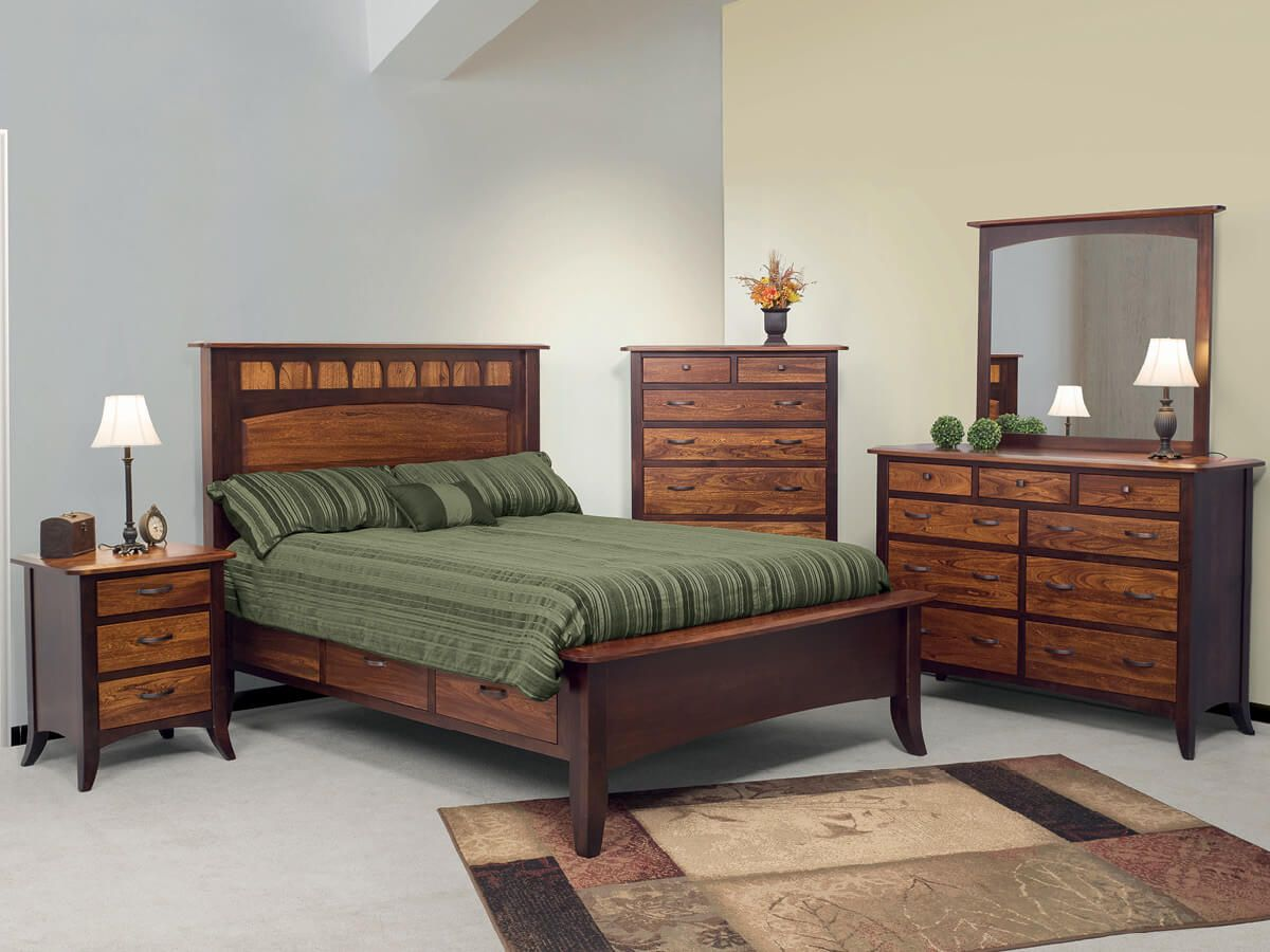 Aragon Bedroom Collection