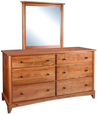 Barclays Dresser with Mirror