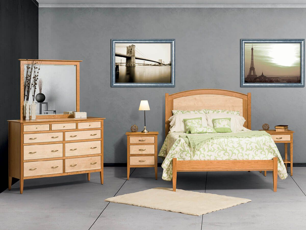 Modern Shaker Bedroom Furniture