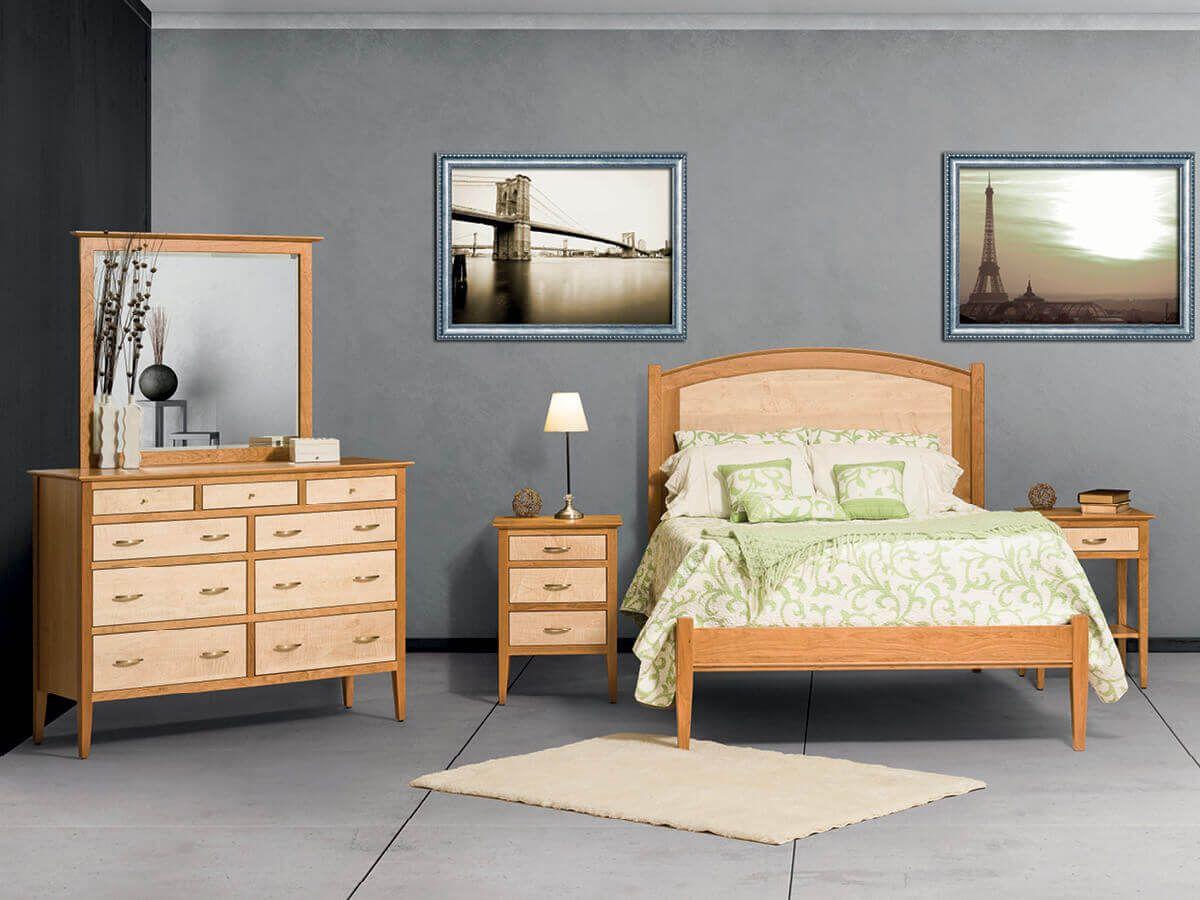 Belfast Panel Bedroom Set