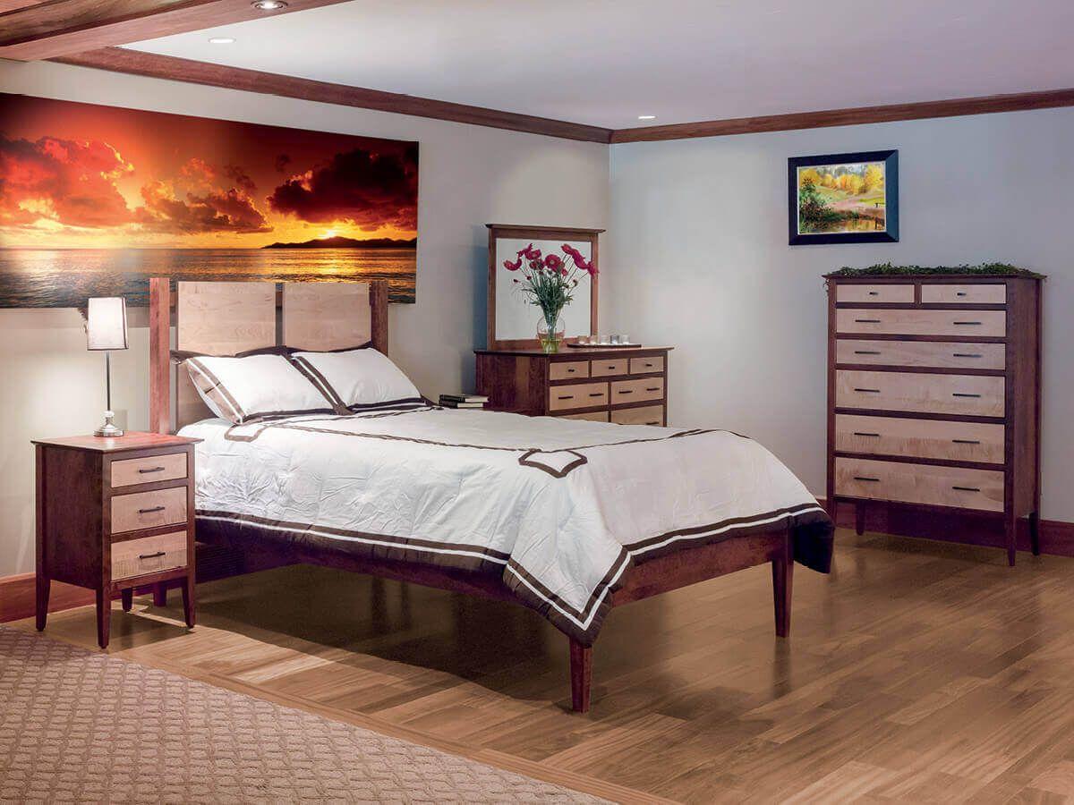 Modern Shaker Bedroom Furniture