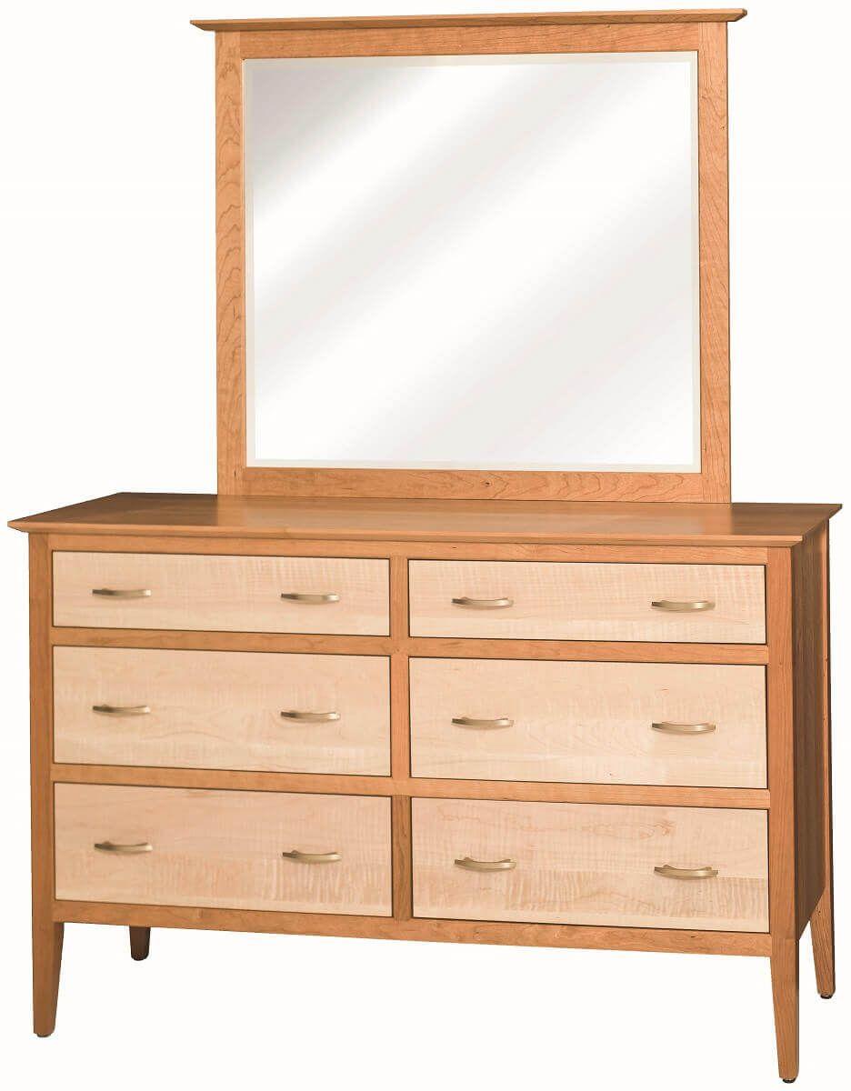 Belfast Mirror Dresser
