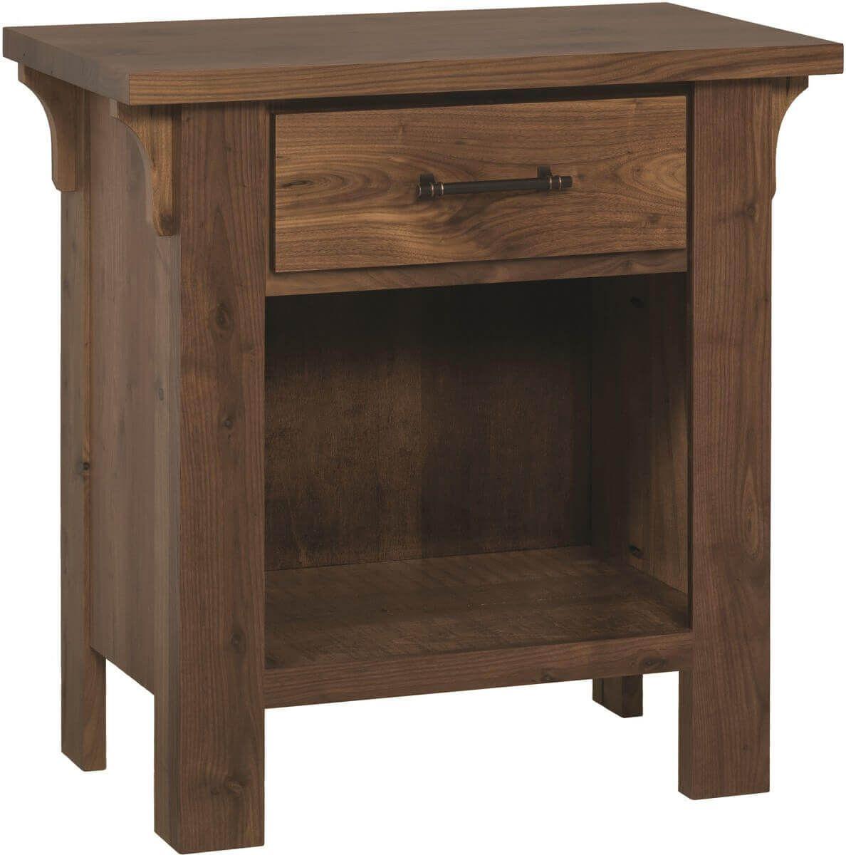 Bremerton 1-Drawer Bedside Table