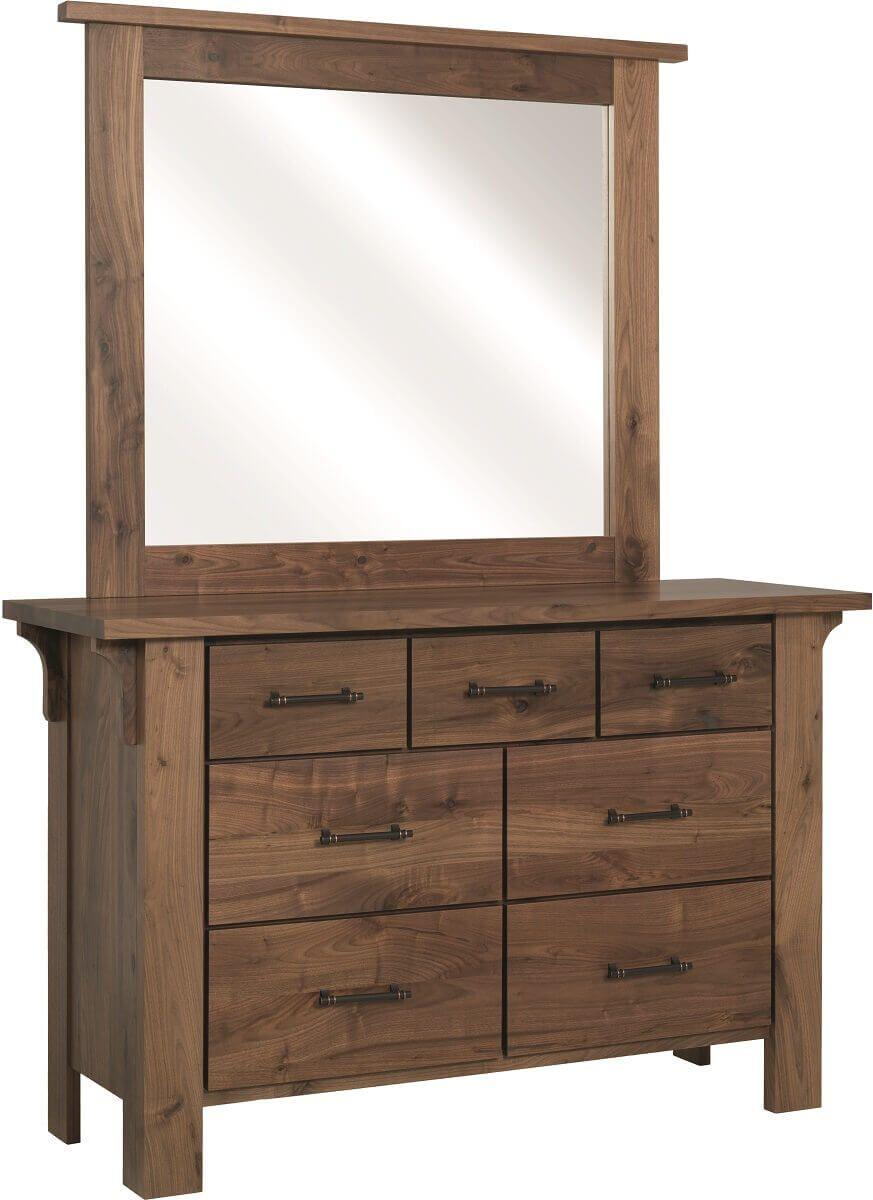 Bremerton Mirror Dresser