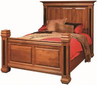Chain Lakes Panel Bed