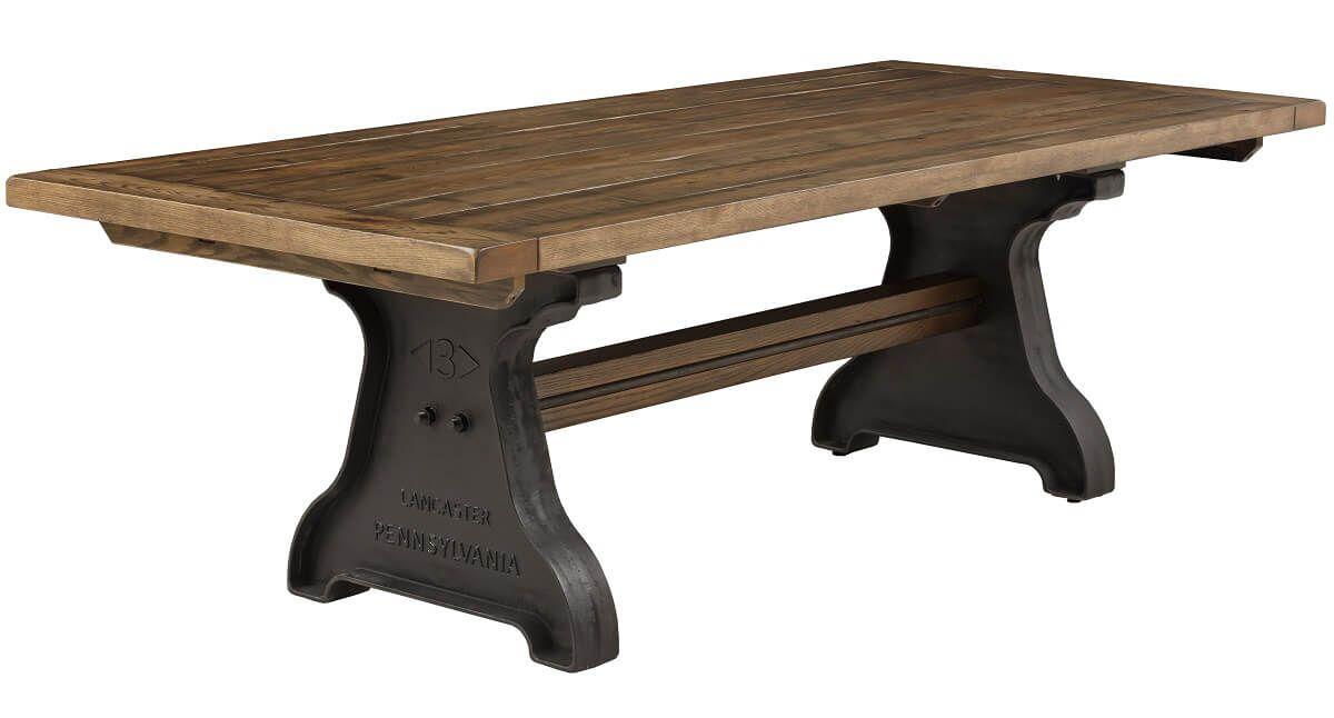 Old Saybrook Trestle Table