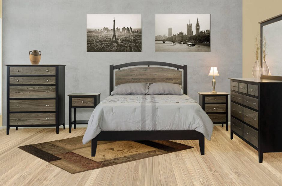 Pasco Bedroom Set image 1