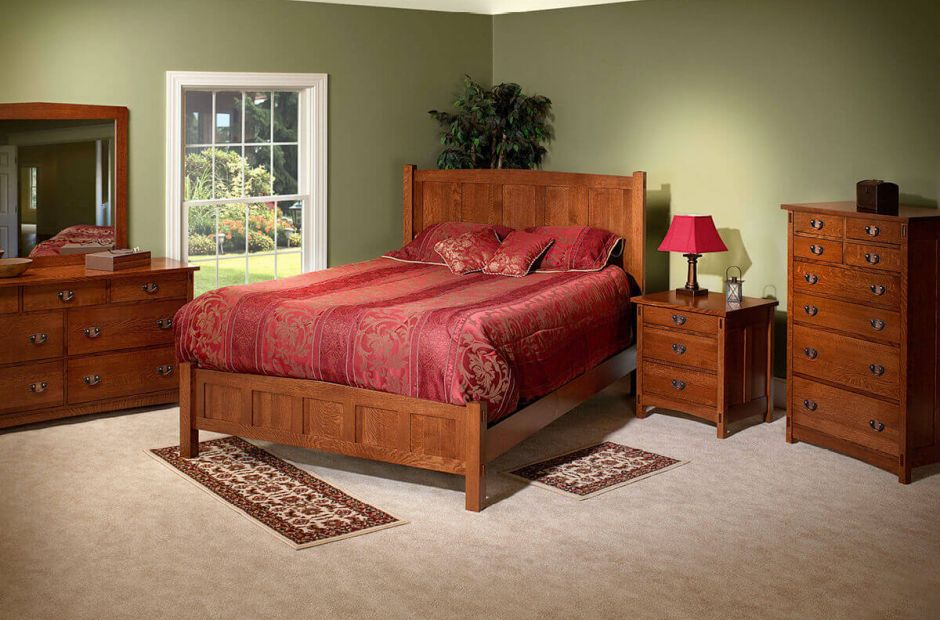 Roseburg Bedroom Collection image 1