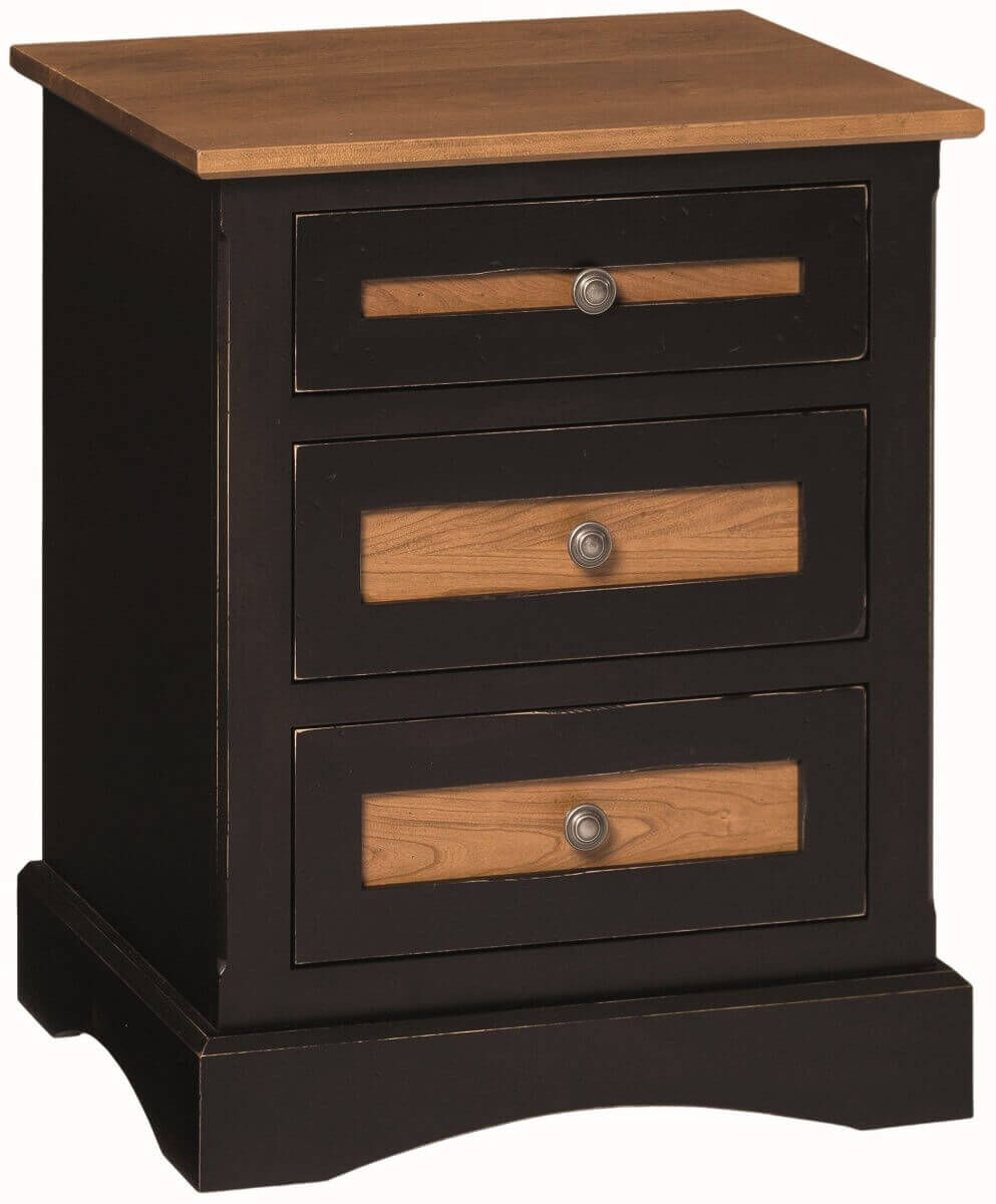 Stars Hollow 3-Drawer Nightstand