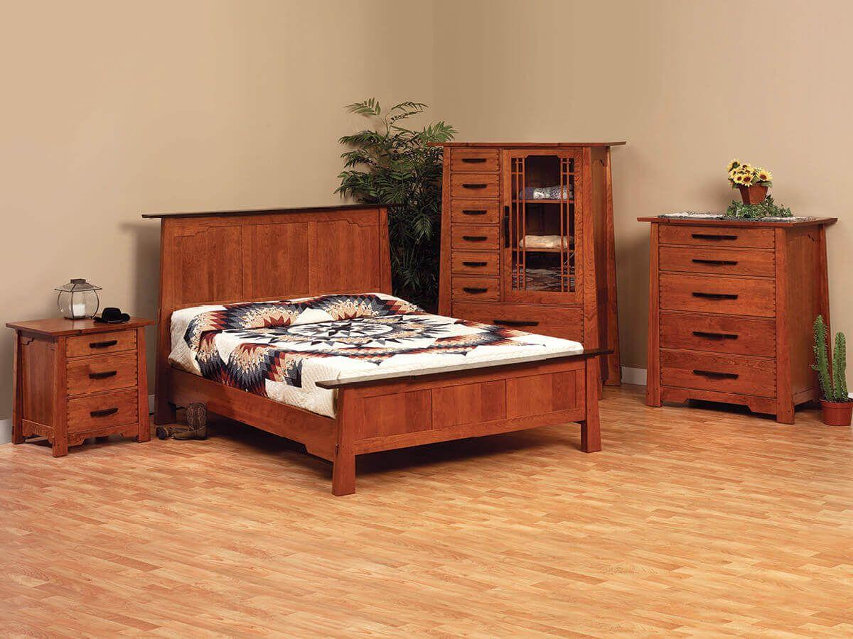 Yukon Bedroom Set