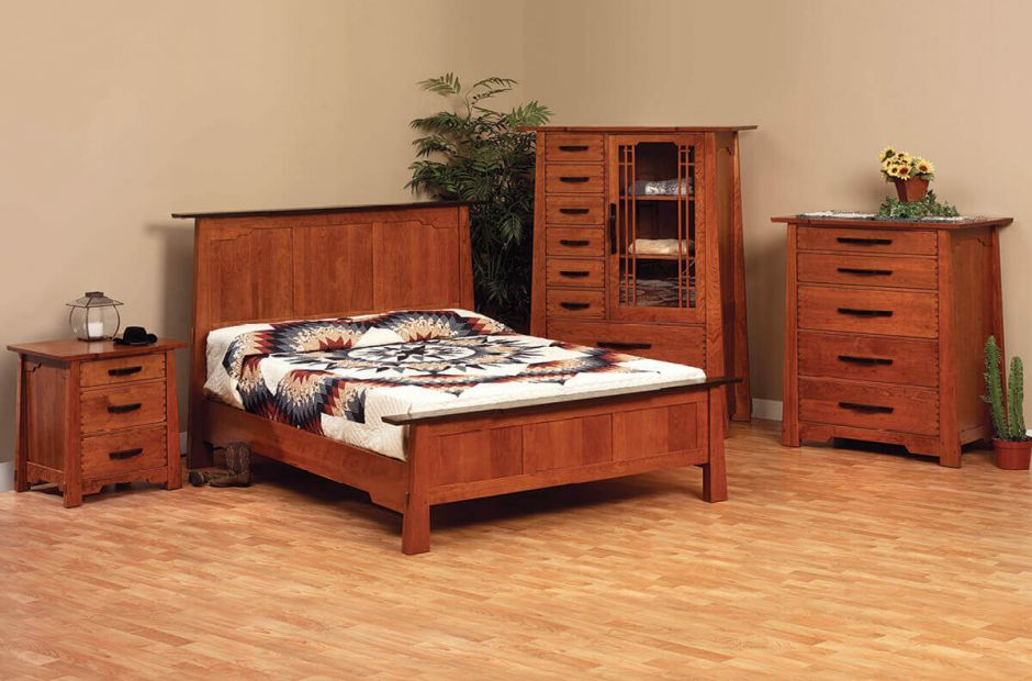 Yukon Bedroom Set image 1