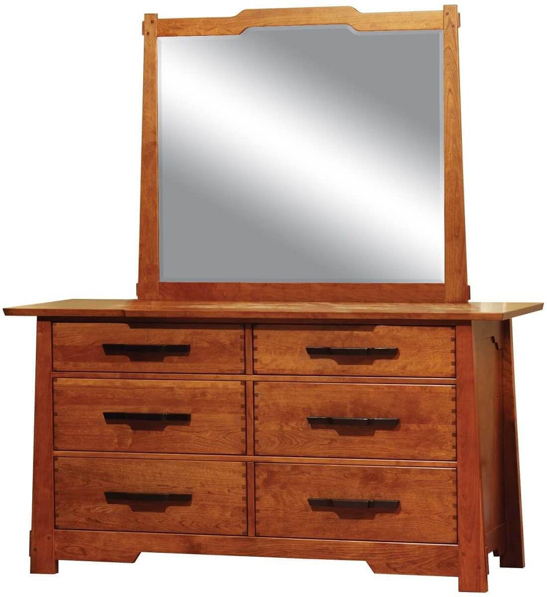 Yukon Mirror Dresser