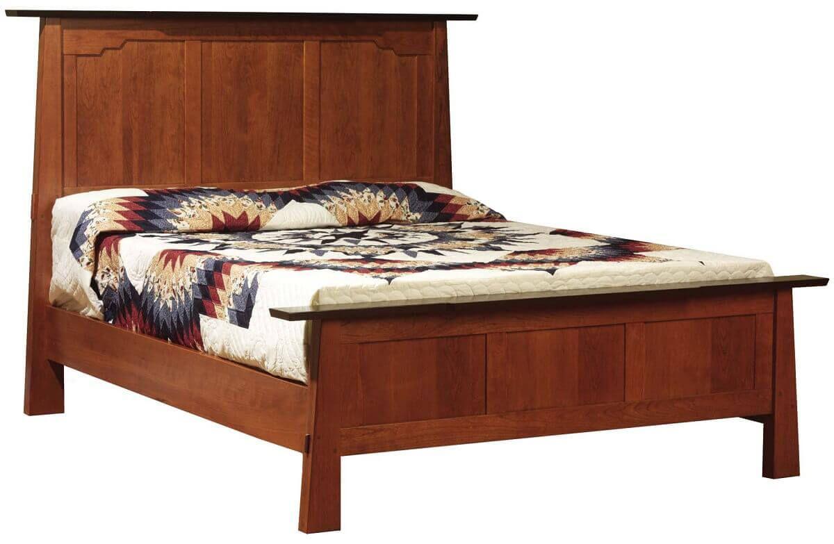 Yukon Panel Bed