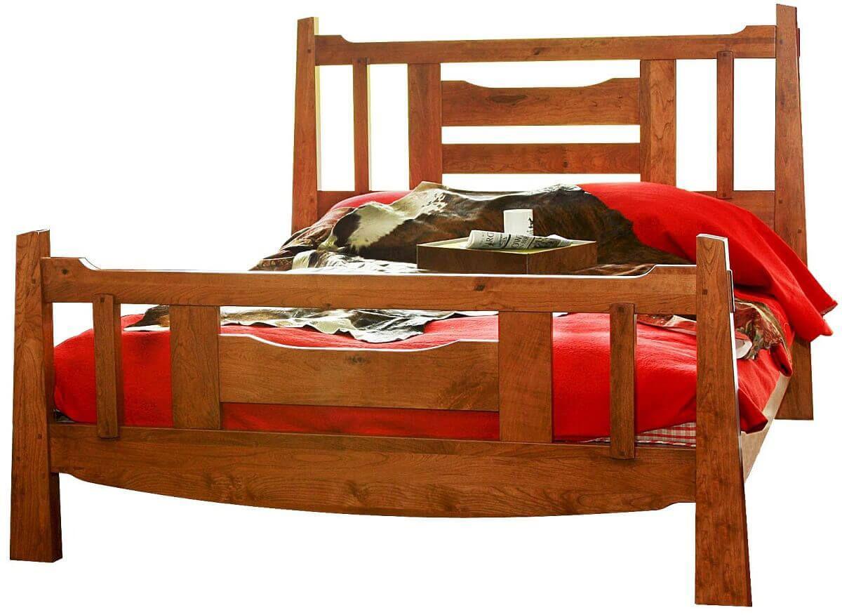 Yukon Slat Bed