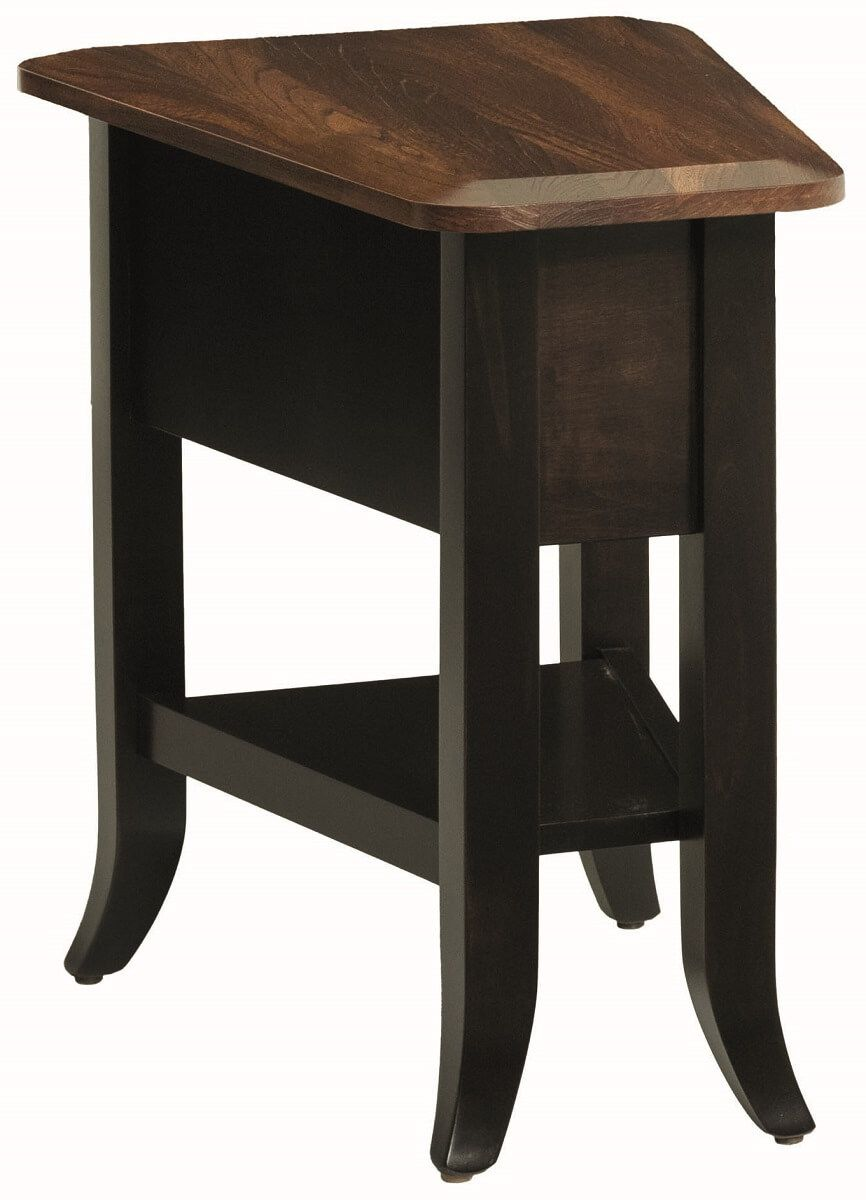 Two Tier Wedge Table