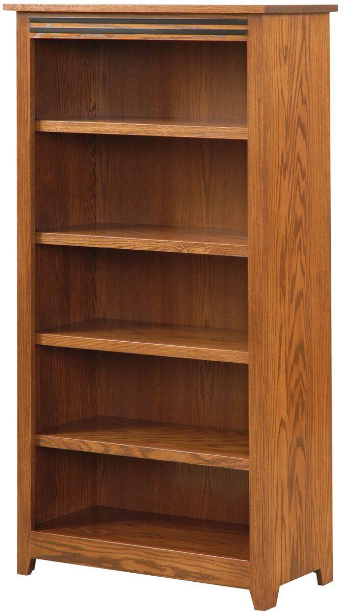60-Inch Abram Bookcase