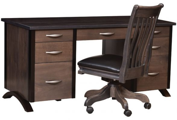 Shown with Anthon Executive Desk