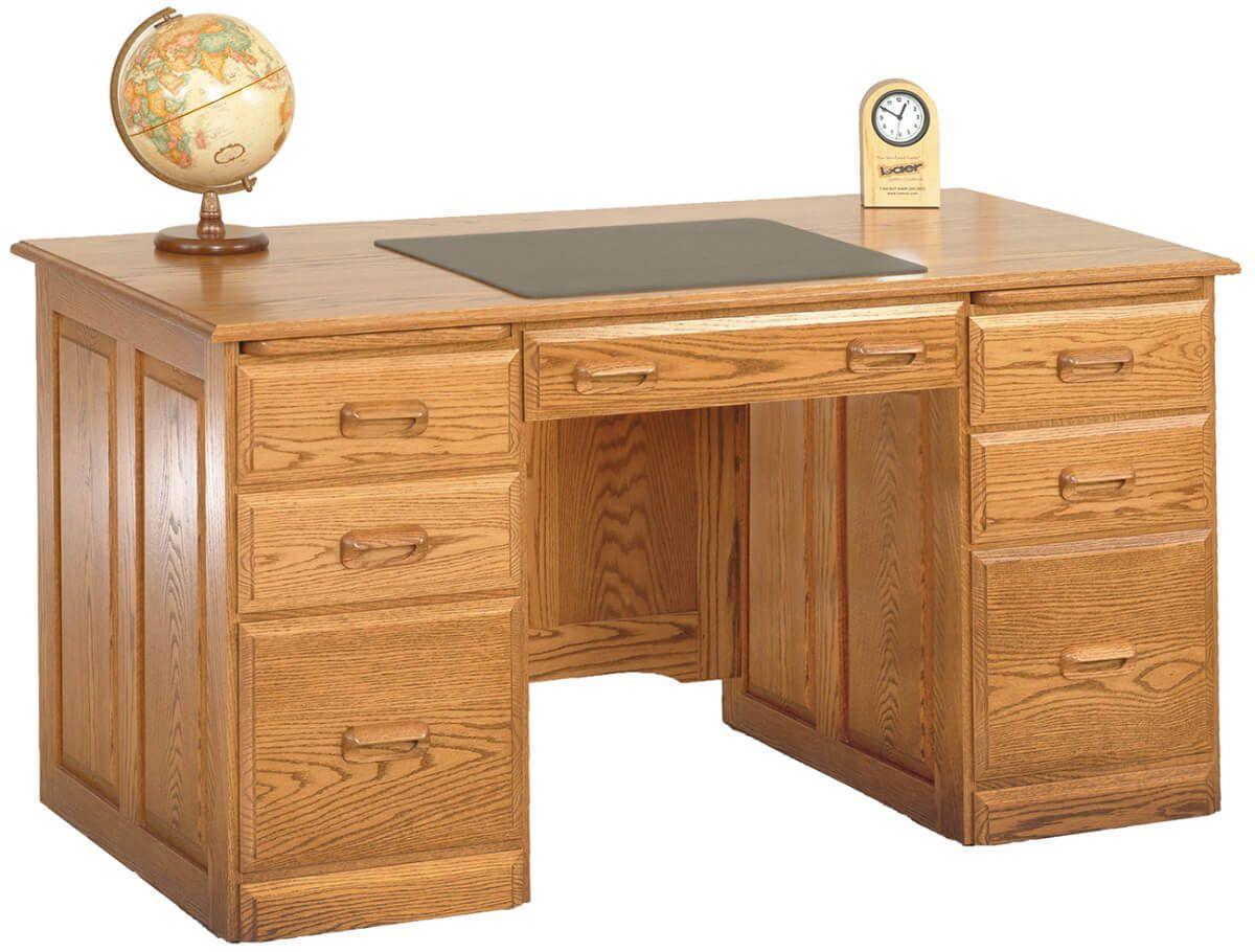 Courier's Desk