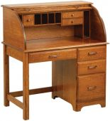 Franklin Roll Top Desk