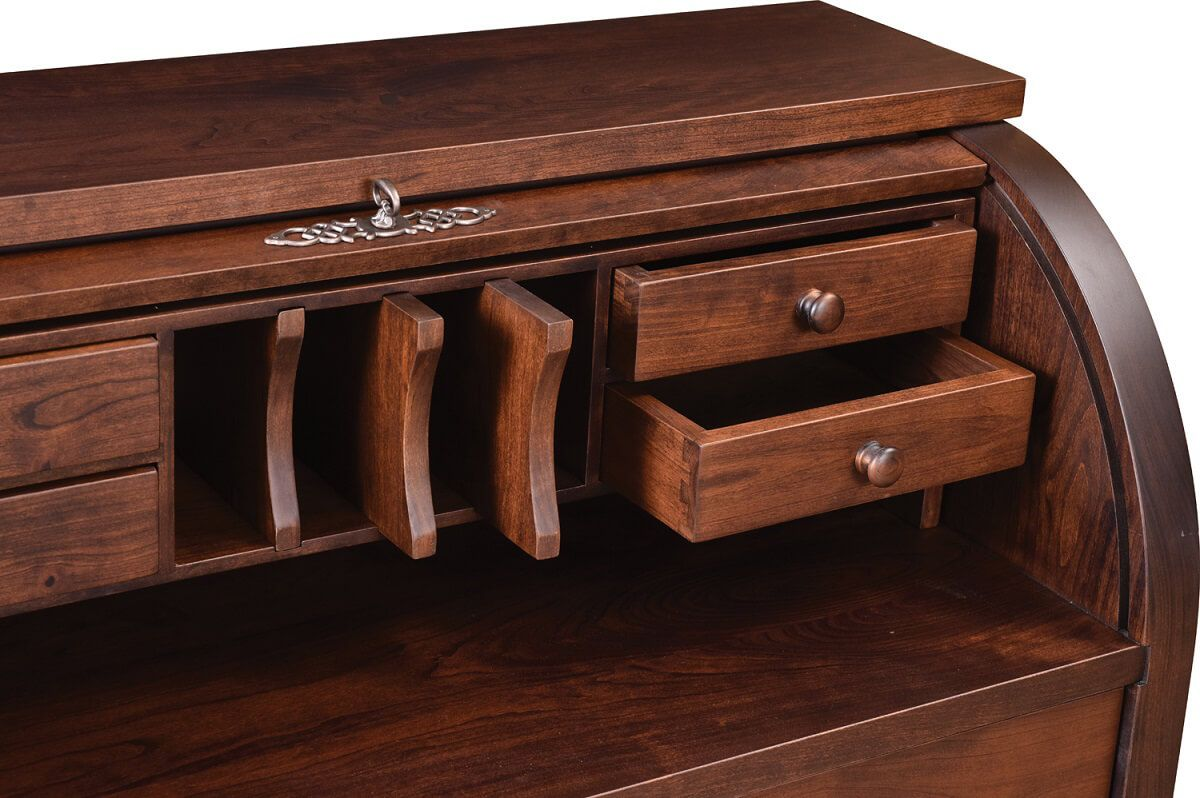 Dovetailed Cubby Drawers